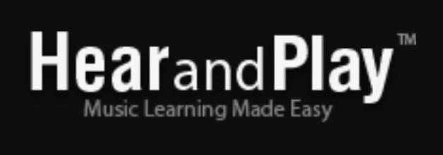 hear and play piano logo